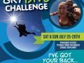 Mackay Schools Tandem Skydive Challenge