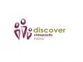 logo, Discover Chiropractic, Mackay.