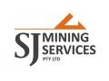SJ Mining logo, Mackay