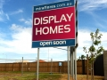 signage, signwriting, mackay, Miraflores Estate Small Billboard